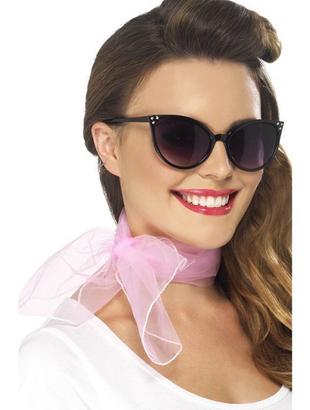 50's Neckscarf - Pink