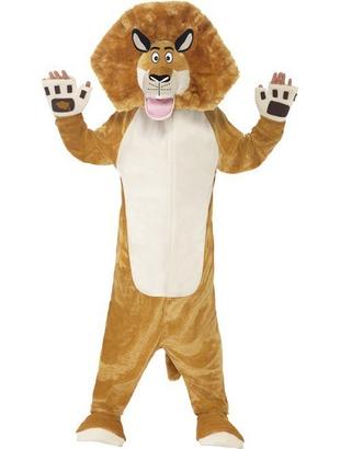 Madagascar Alex The Lion Costume - Kids