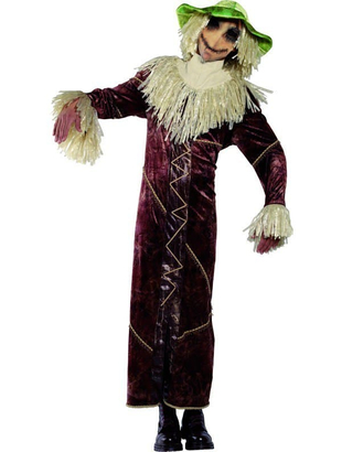 Rebel Toons Scarecrow Costume
