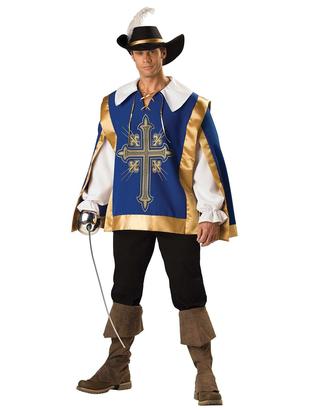 elite musketeer costume