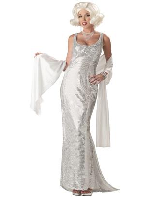Platinum Marilyn Costume