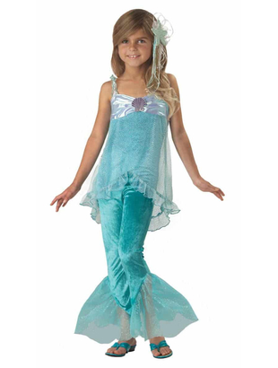 Mischievious Mermaid Costume - Child