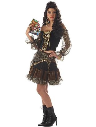 Madam Destiny Costume