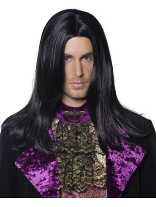 Gothic Count Wig