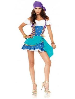 Gypsy Princess Costume