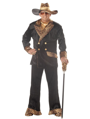 Big Daddy Dolla's Costume