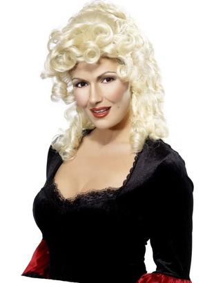 Victorian Wig - Blonde