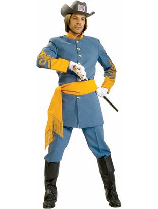 Confederate Soldier Costume