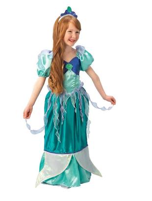 Disney ariel to cinderella reversible costume