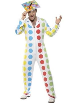 Twister Costume - Men's