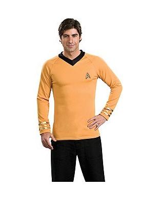 Classic Star Trek Top - Kirk
