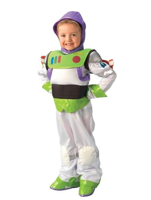 Childs Buzz Lightyear Platinum Costume
