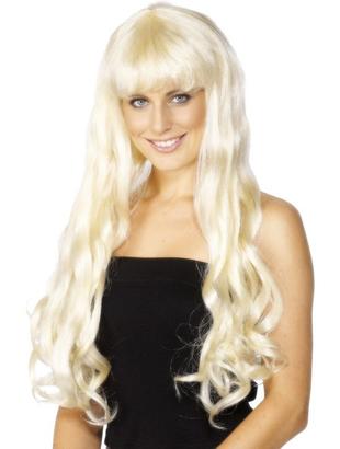 Blond Paris Wig