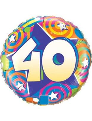 40th Party Balloon