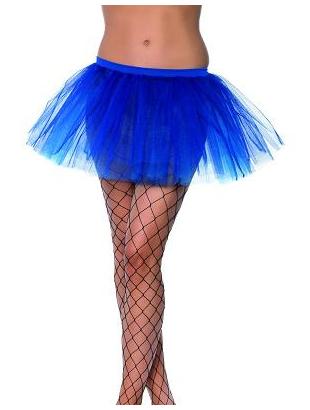 Layered Tutu - Blue