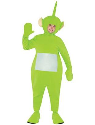 Teletubbies Costume - Dipsy