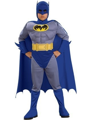 Delux Kids Batman Costume