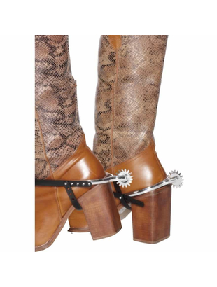 Cowboy Boot Spurs