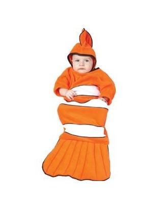 Baby Clownfish Costume