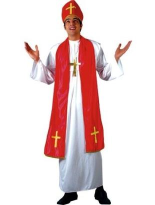 holy cardinal costume