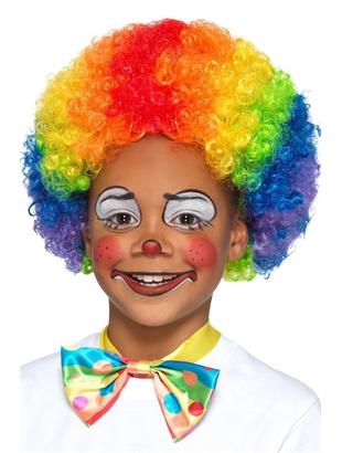 kids clown wig