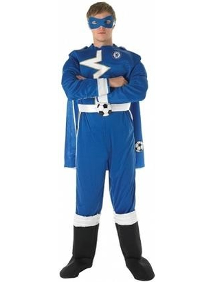 Chelsea Fc super hero costume