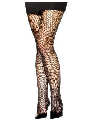 Fishnet Tights  - Black